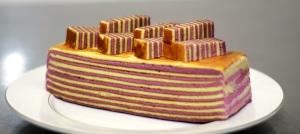 resep cake J Chandra Ekajaya & J Wijanarko lapis keju blueberry