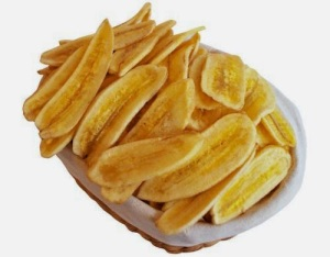 pengusaha J Chandra Ekajaya & J Wijanarko berbisnis keripik pisang