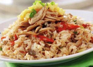 resep bumbu nasi goreng tuna J Chandra Ekajaya & J Wijanarko